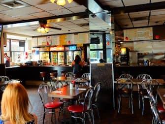 Frühstück in New York - Hector's Interieur