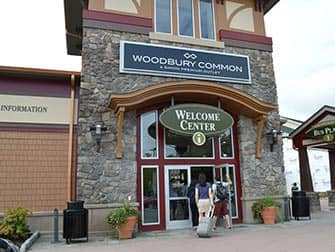 Woodbury Common Premium Outlet Center in New York - Welcome Center