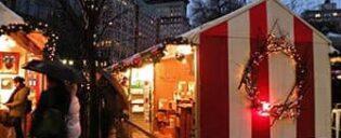 Weihnachtsmärkte in New York