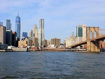 New York Pizza Tour nach Brooklyn und Coney Island - Brooklyn Bridge Park