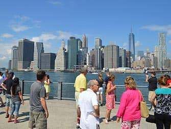 Pizza Tour in NYC - Brooklyn Promenade