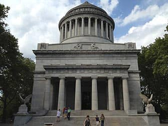 Veterans Day in NYC - Grants Tomb