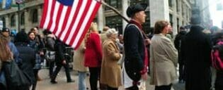 Veterans Day in New York