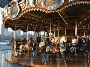 Janes Carousel in New York