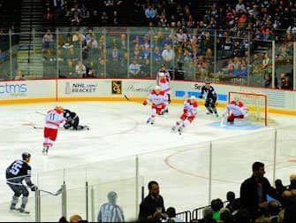 New York Islanders - Spiel