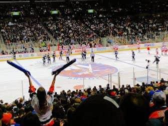 New York Islanders - Zuschauer
