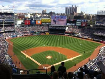 New York Yankees - Baseballspiel