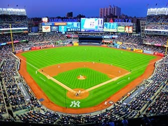 New York Yankees Tickets - Spielfeld