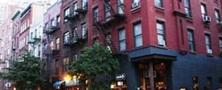 West Village in New York