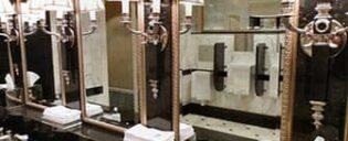 Öffentliche Toiletten in New York