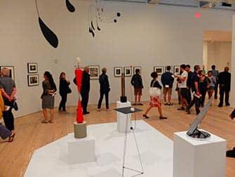 Whitney Museum in New York - Ausstellung