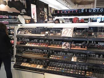 Make-up in New York - Sephora Interieur