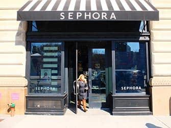 Make-up in New York - Sephora