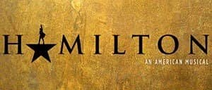 Hamilton am Broadway Tickets
