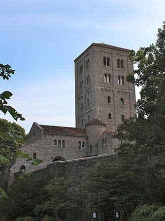 Tagesausflug zum Bear Mountain - The Cloisters
