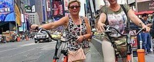 Radtour durch Manhattan