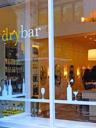 Schönheitssalons in New York - The DryBar
