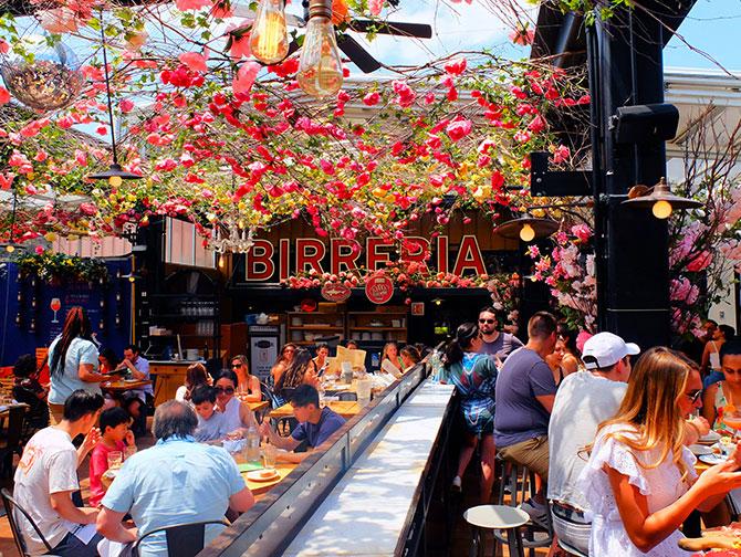 Brooklyn Brewery Biertour - Birreria