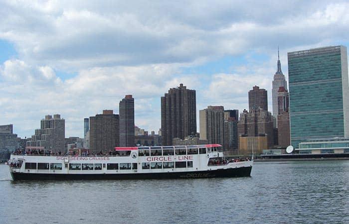 Circle Line Bootstouren in New York