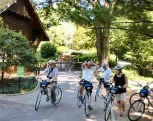 Fahrradtouren durch New York