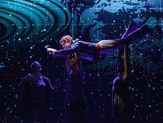 The Curious Incident of the Dog in the Night-Time am Broadway - Ensemble