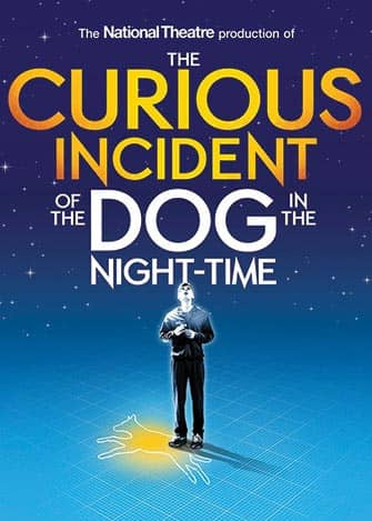 The Curious Incident of the Dog in the Night-Time am Broadway - Poster