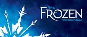 Frozen am Broadway Tickets