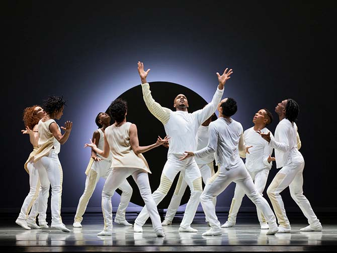 Alvin Ailey in New York Tickets - Tanz 1