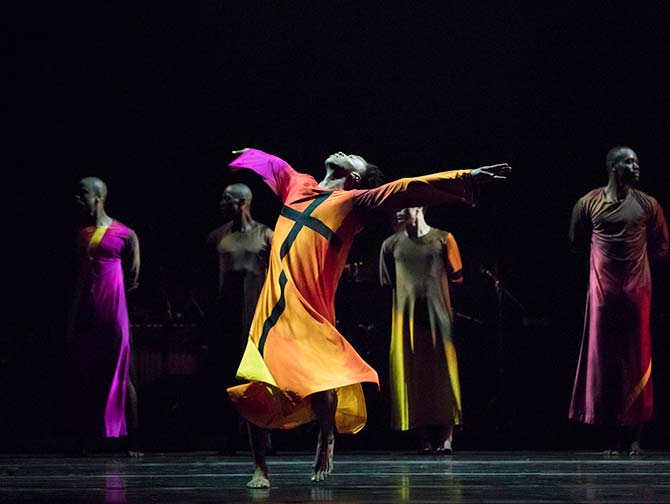 Alvin Ailey in New York Tickets - Tanz 2