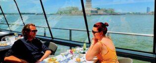 Bateaux Bootstour mit Mittagessen in New York