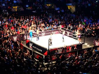 WWE Wrestling Tickets in New York - Kampf