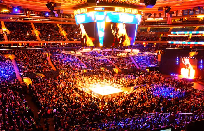 WWE Wrestling Tickets in New York - Wrestler