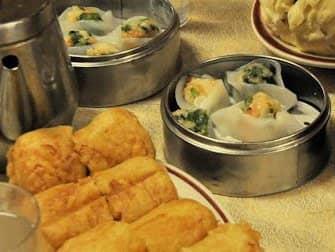 Kulinarische Tour durch Chinatown und Little Italy - Dim Sum