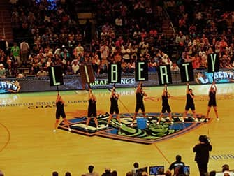 New York Liberty Basketball Tickets - Spiel