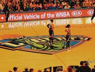 New York Liberty Basketball Tickets - Spielerinnen