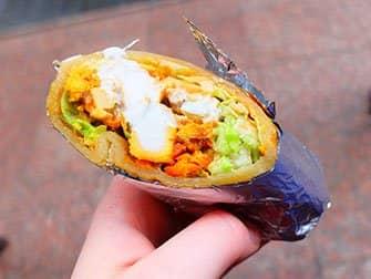 New York Street Food - Indisch