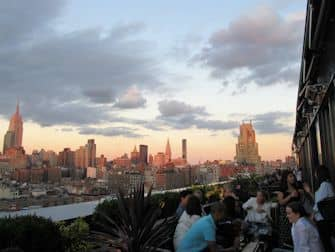 Rooftop Bartour in New York - PHD