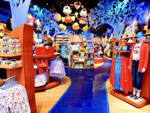 Disney Store am Times Square