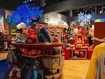 Disney Store am Times Square - Findet Nemo