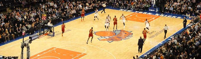 Basketball: New York Knicks