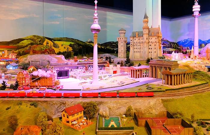 Gulliver's Gate Miniaturwelt - Berlin