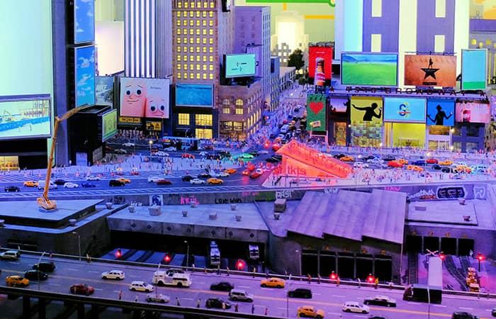 Gulliver's Gate Miniaturwelt - Times Square