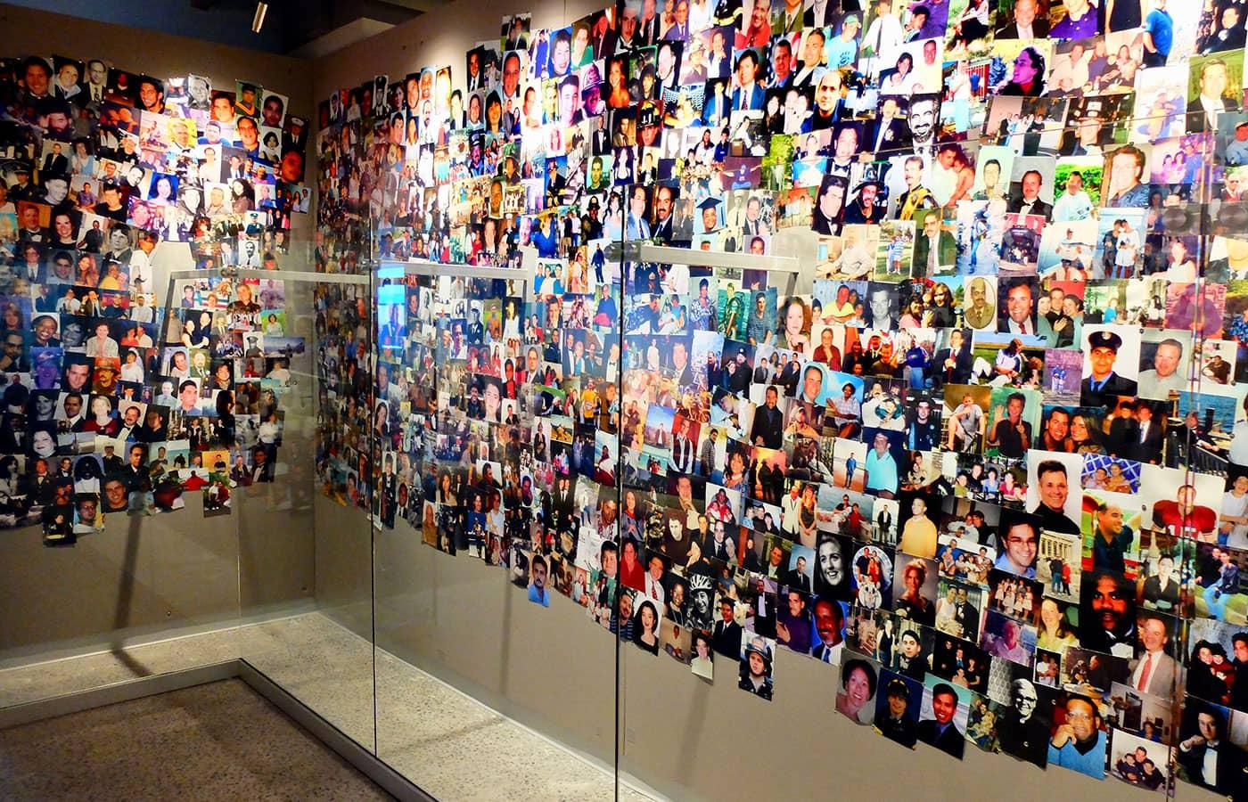 9/11 Tribute Museum in New York - Fotowand