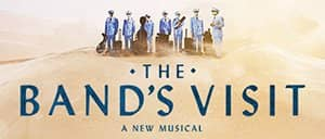 The Band's Visit am Broadway Tickets