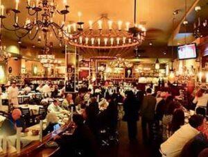 Carmine's Familienrestaurant in New York