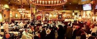 Carmine's Familienrestaurant in New York