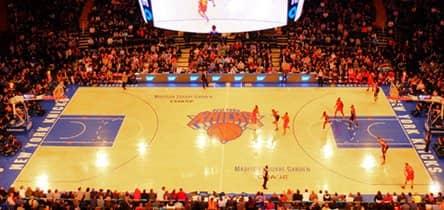 Knicks Spiel