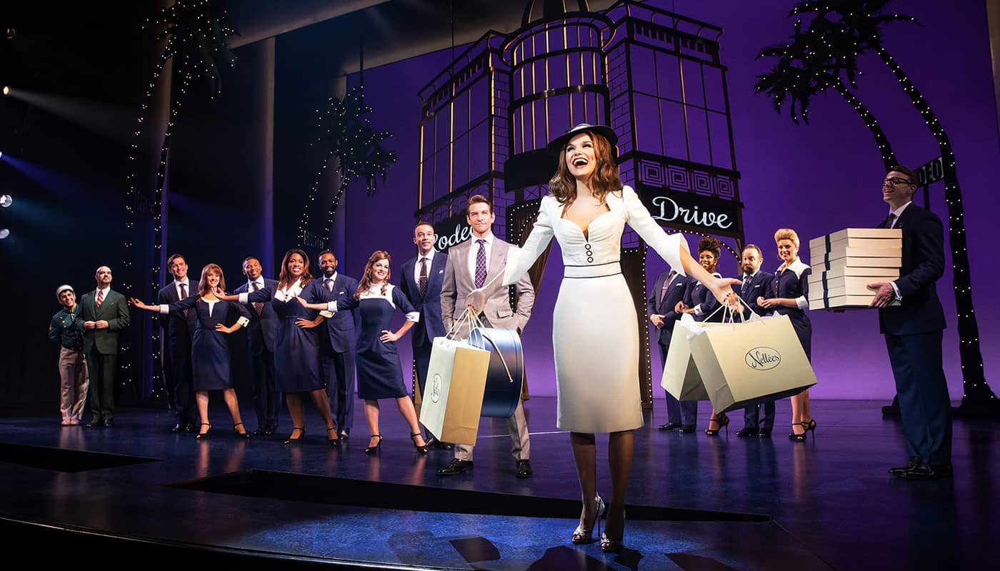 Pretty Woman The Musical am Broadway Tickets - Shoppen