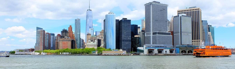 Bootstouren in New York