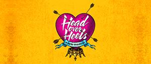 Head over Heels am Broadway